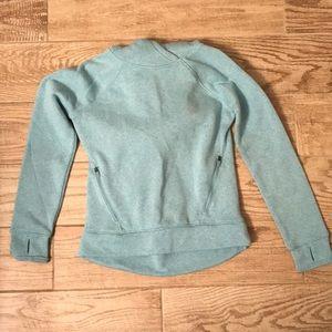 Cute and soft active sweatshirt